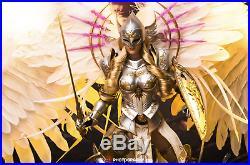 1/6 Female Angel Figure LUCIFER Wings of Dawn Archangel Phicen USA IN STOCK