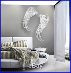 Angel Wings Wall Decor Le Angles Landing Iron Modern