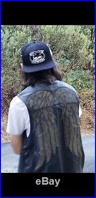 Daryl Dixon Angel Wing Wilson's Vest
