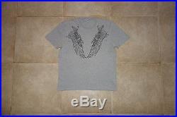 Dior Homme Runway SKELETON ANGEL WING T-shirt L 7H3362890091 by Hedi Slimane