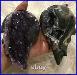 Gorgeous Large Angel Wing Pair