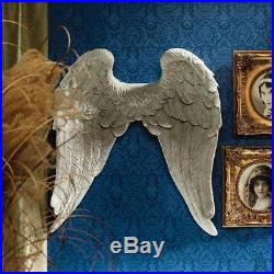 LARGE CHERUB ANGEL WINGS WALL ART Modern Contemporary Sculpture Mom Religious