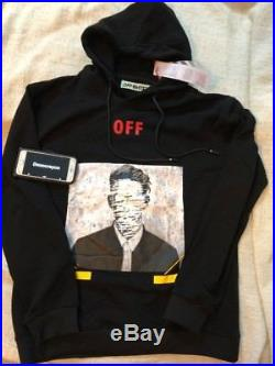 Off White c/o Virgil Abloh Angel Wing hoodie White Size US Large