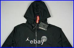 Paris Saint-Germain x Air Jordan Wings Fleece Full-Zip PSG Hoodie BQ4195-010