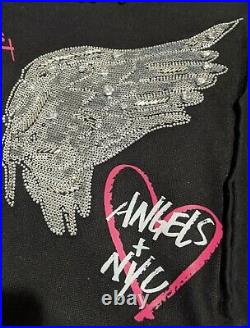 Rare Victoria Secret Limited Edition NYC Angel Tote Bag New