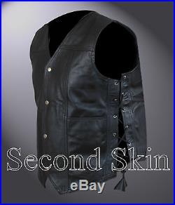 The Walking Dead Governor Daryl Dixon Angel Wings Vest Jacket Coat