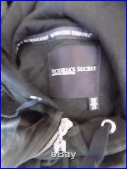 Victorias Secret Supermodel Large Sequin GREEN Angel Wings Jacket Pants Set of 2